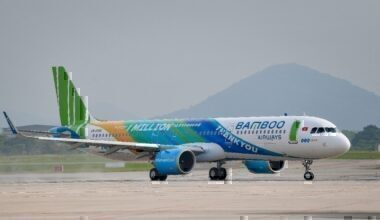 Bamboo Airways new Airbus A320neo