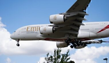 Emirates, Airbus A380, Fly until 2030s