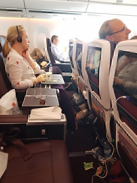 Virgin A350 Premium Economy