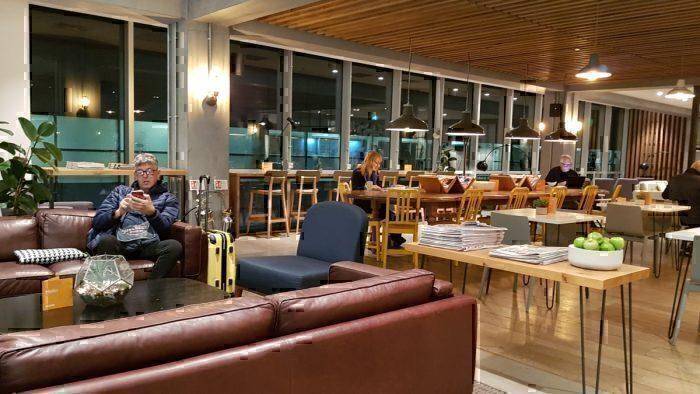 My Lounge Gatwick review