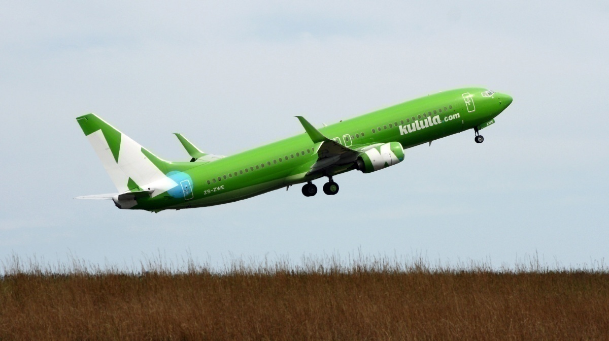 A Look At Kulula – Comair's Low Cost South African Airline