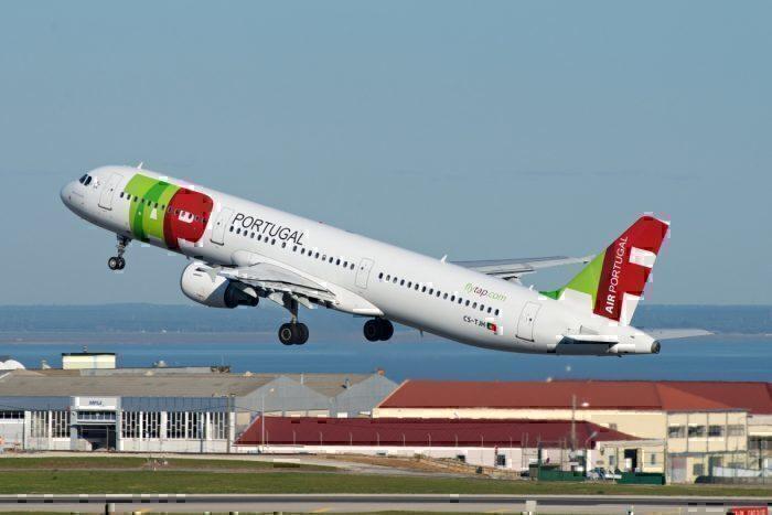 TAP Air Portugal Airbus A321 CS-TJHTAP Air Portugal Airbus A321 CS-TJH