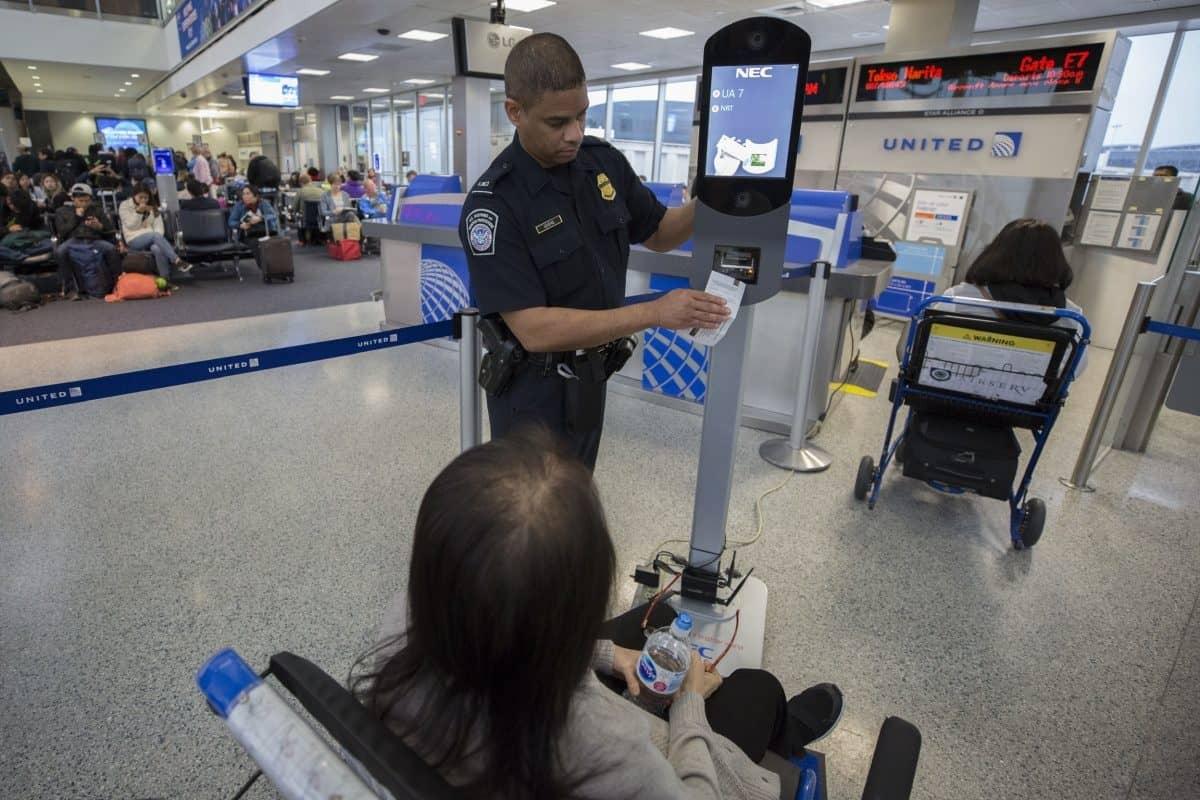 IAH Houston Airport Biometrics