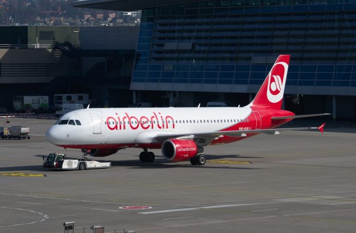 Air Berlin Plane