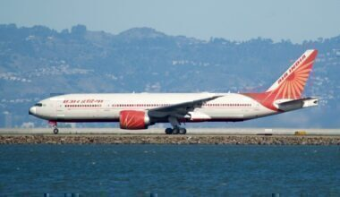 Air India Boeing 777 -200