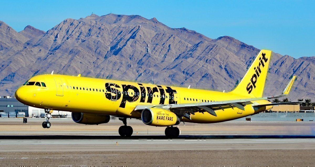 Spirit Airlines Airbus A321-231