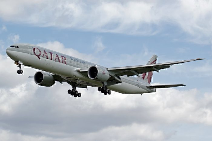 Qatar Airways Boeing 777-3DZ A7-BAH