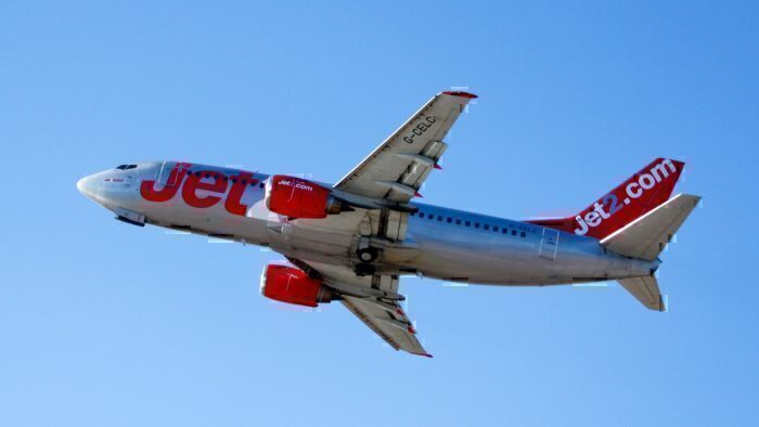 A Jet2 Boeing 737
