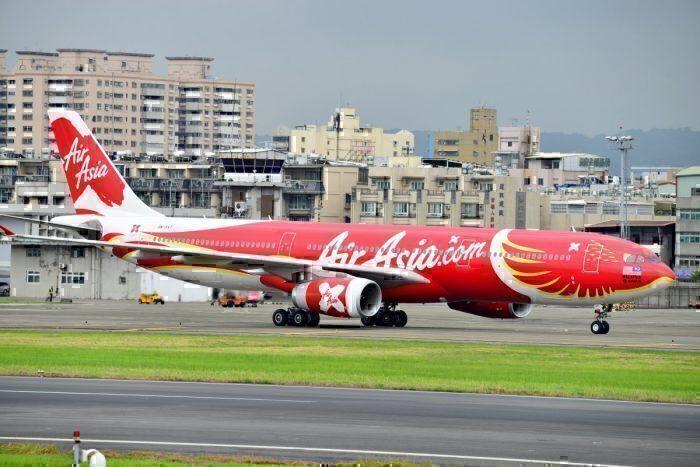 An AirAsia X Airbus A330
