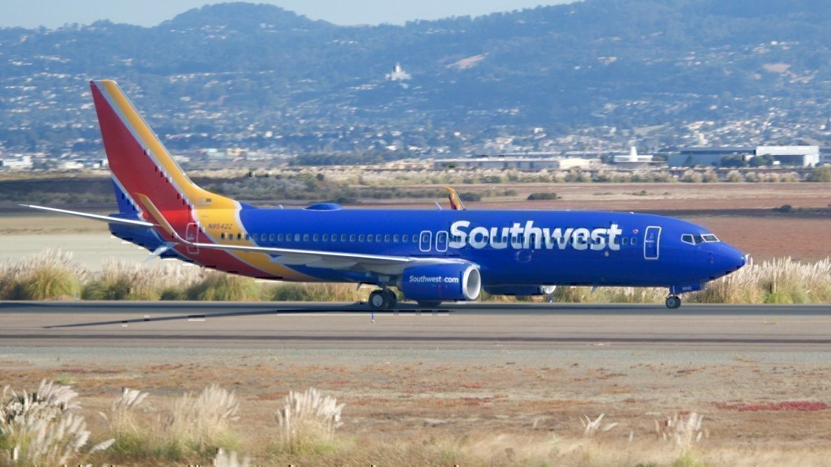 Southwest Airlines Pulls 737 MAX From Schedules Until February