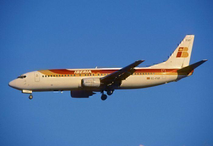 Iberia-boeing-737