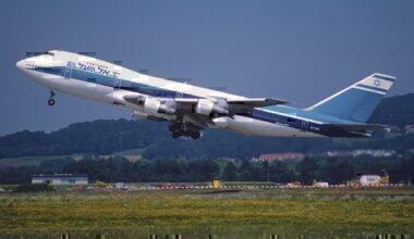 El Al Boeing 747-200