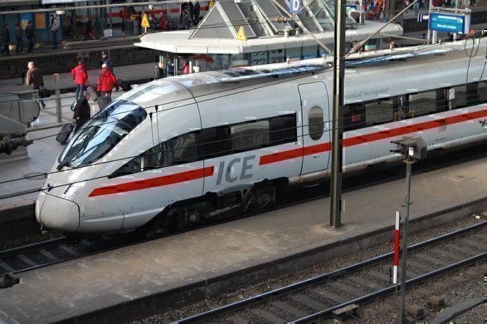 german-high-speed-train