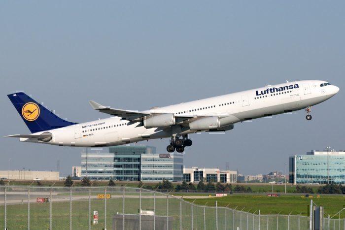 Os passageiros italianos e brasileiros podem agradecer a decisão da Lufthansa de remover a linha 17. Foto: BriYYZ via Flickr