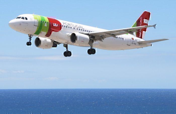 TAP Air Portugal Airbus A320-214