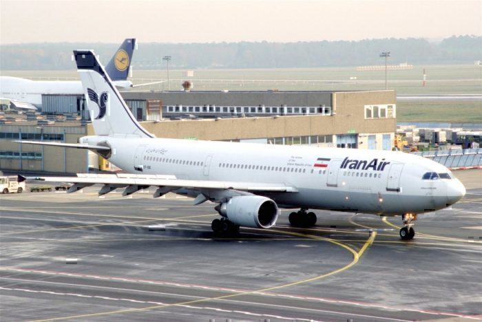 An Iran Air Airbus A300