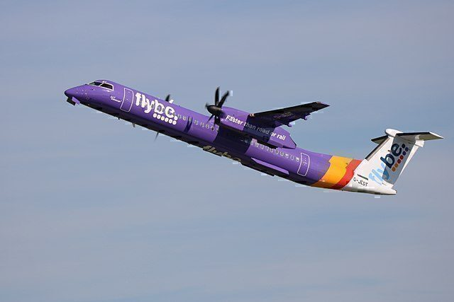 Virgin Connect (Flybe) May Purchase Bigger Planes In The Future