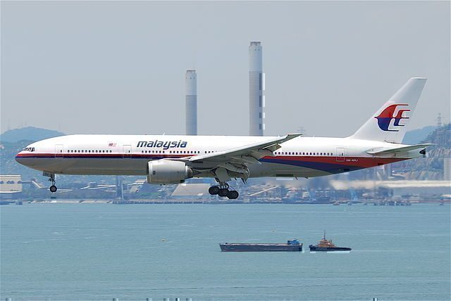 Malaysian Airlines Boeing 777-200