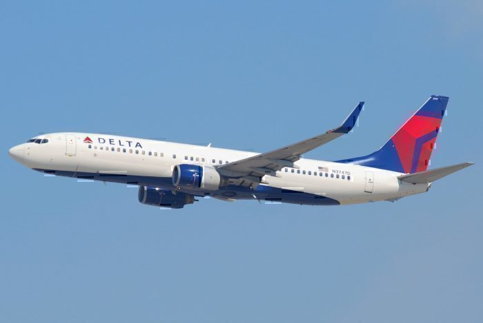 A Boeing 737-800