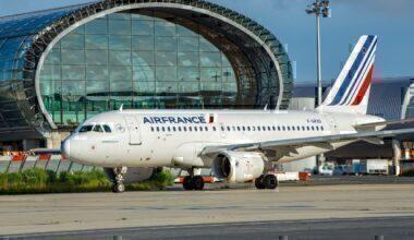 Air France, Domestic Flights, Carbon Neutral