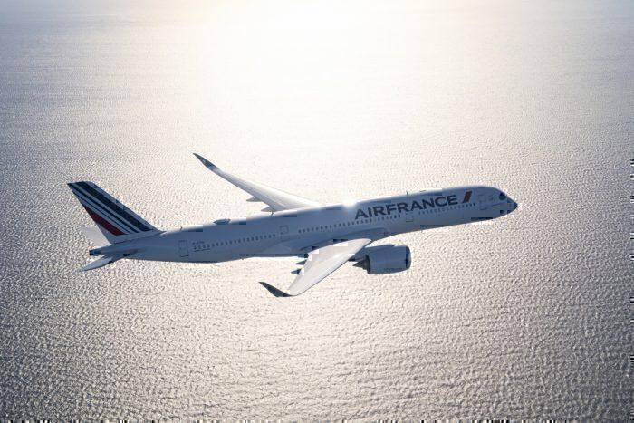 Air France widebody