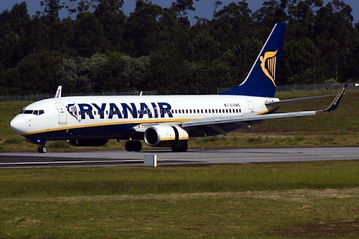 Ryanair EI-DWE