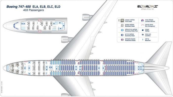 El Al Schedules Special Flights To Rome For Its Boeing 747-400 Farewell