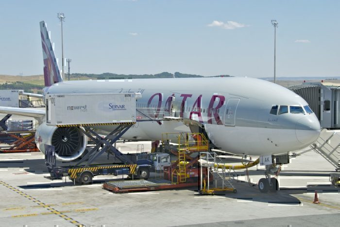 Qatar Airways Boeing 777-300ER