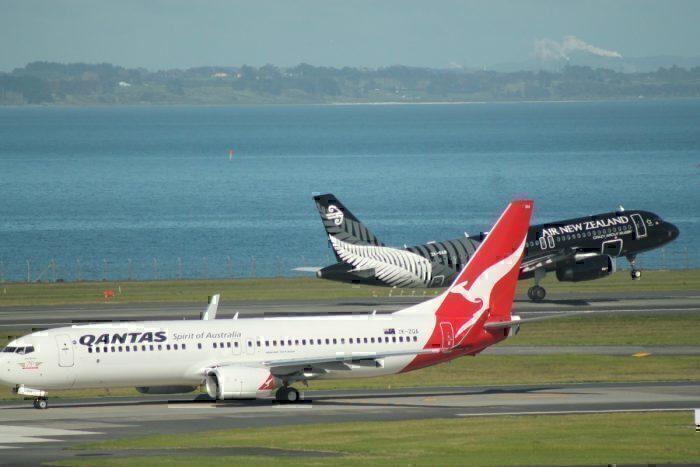 Qantas Jetconnect Boeing 737-838(WL)