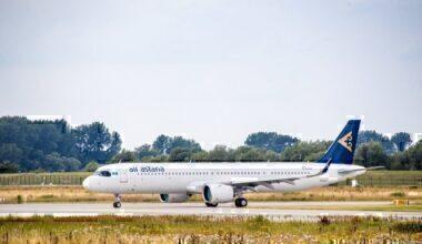Air Astana A321neo