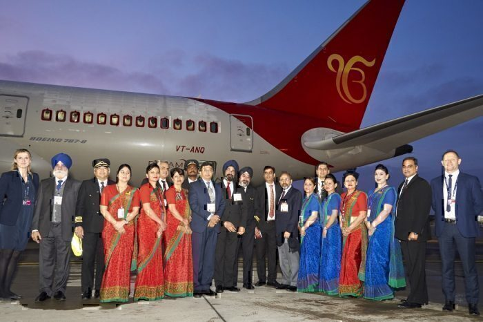 Air India, Boeing 787, Amritsar, London Stansted