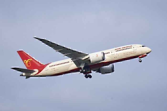 Air India, Mumbai, London Stansted