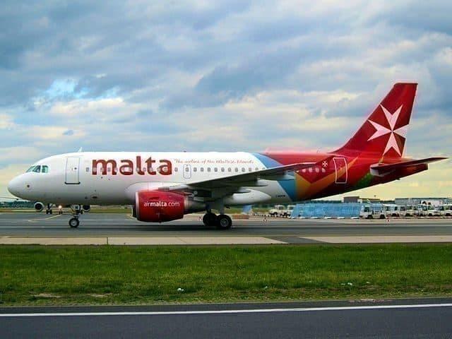 Air Malta a319