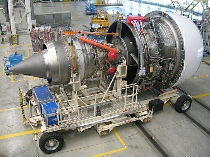 Trent 900 engine