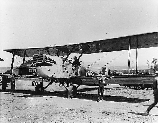 Douglas World Cruiser aircraft