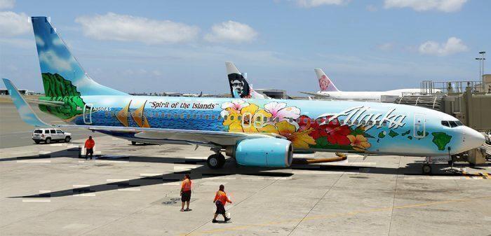 Alaska Airlines Hawaii