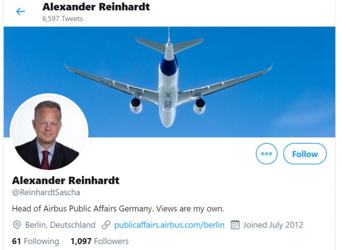 Alexander Reinhardt