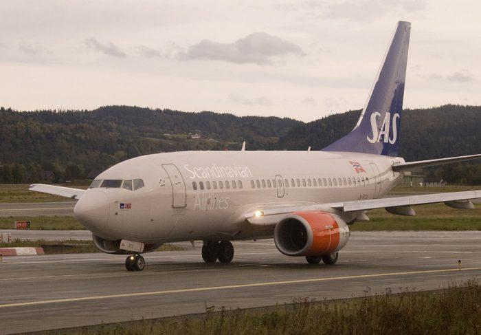 SAS 737-600 2