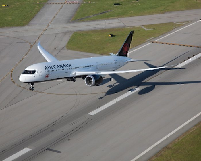 Air Canada Inaugurates Two New Long-Haul Boeing 787 Routes