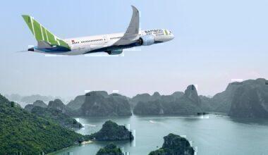 Bamboo Airwayds 787