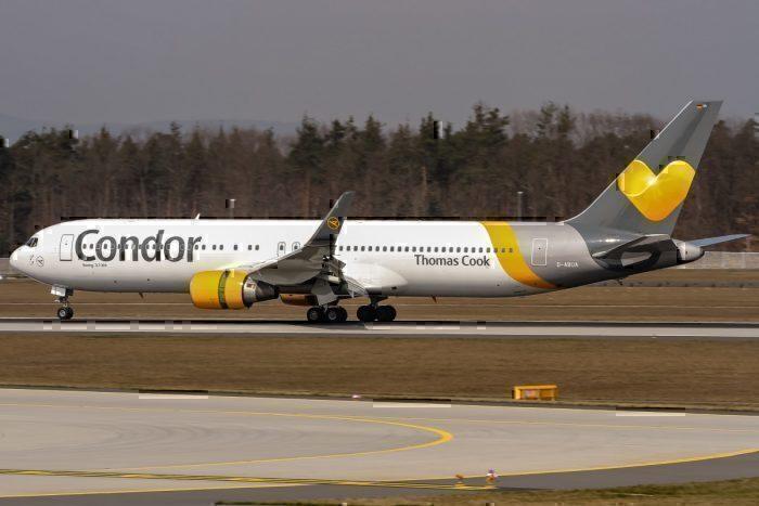 Condor Boeing 767-330