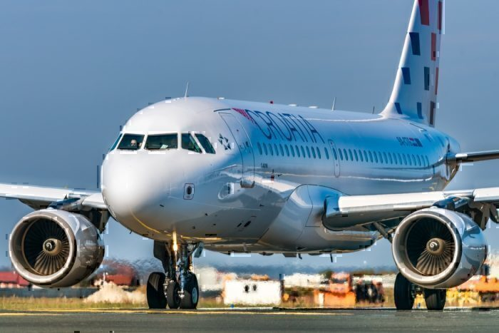 Croatia Airlines Is The Next European Carrier To Eye Aid