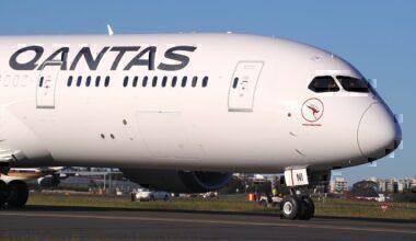Qantas Sydney