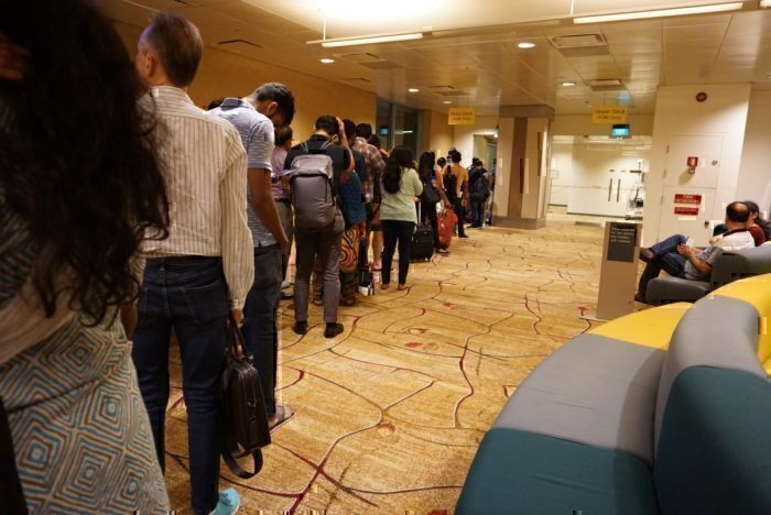 Line to board