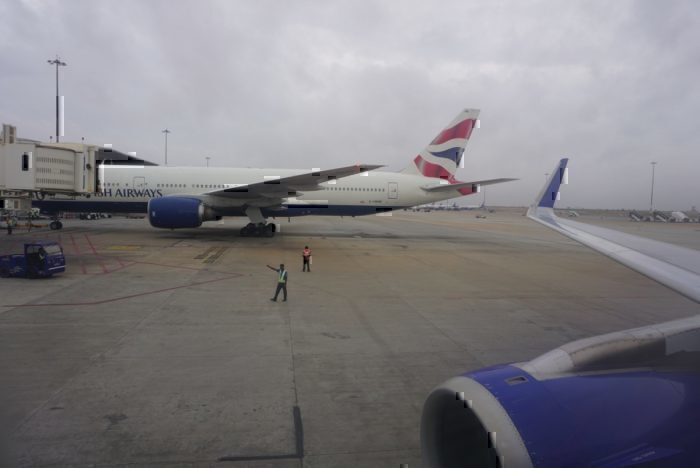 Landed in Bangalore