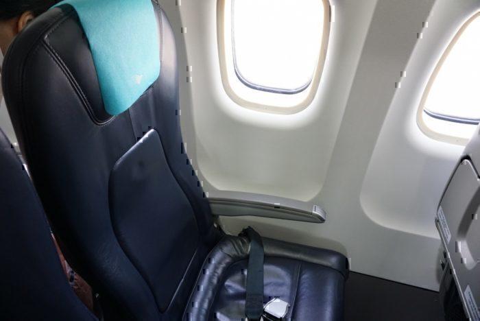 modern seat, Garuda seat, leather