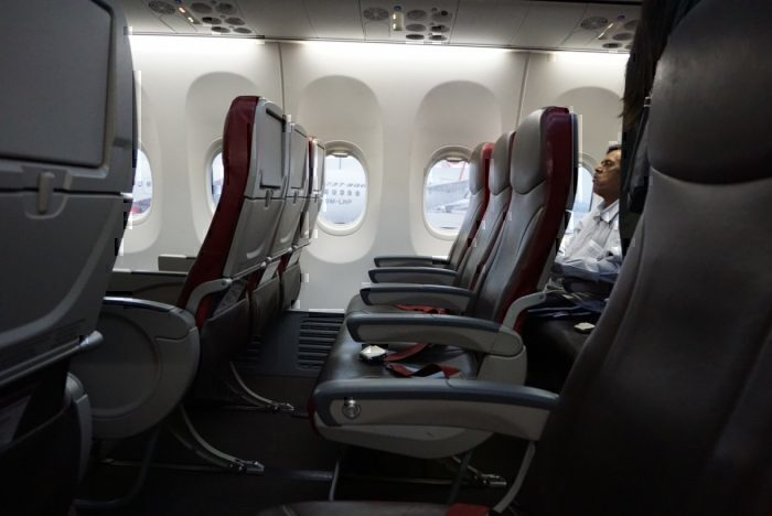 Flying Malindo Air/Batik Air In Economy Class – A Review