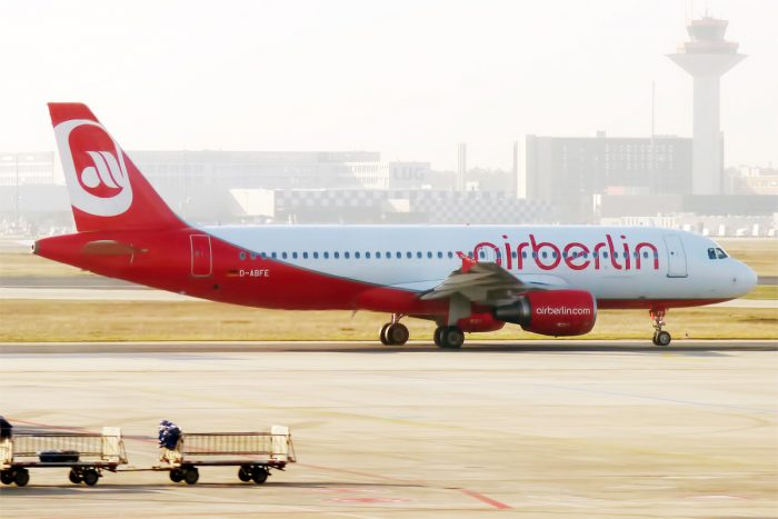 Air Berlin Aircraft