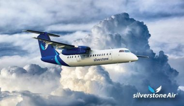 Silverstone Air, Fokker 50, Crash