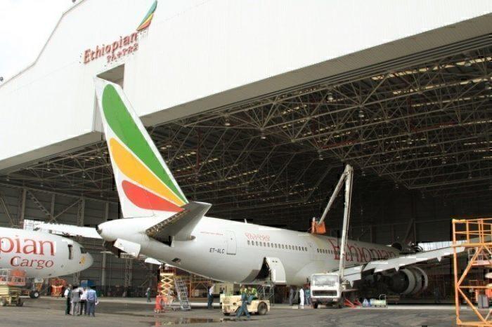 Ethiopian maintenance